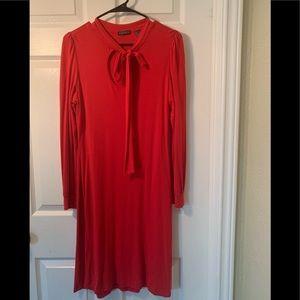 VENUS sexy red pussycat bow dress never worn 👠